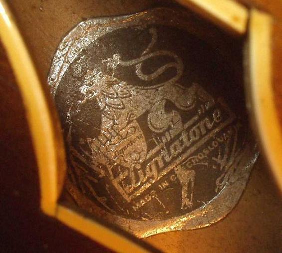 Советские гитары: Форумы / Электрогитары / электрогитара Лигнатон