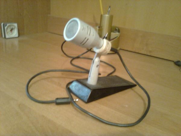 Микрофон мд 66 а схема