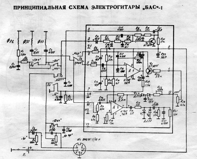 Белорусcкий Бас-1: