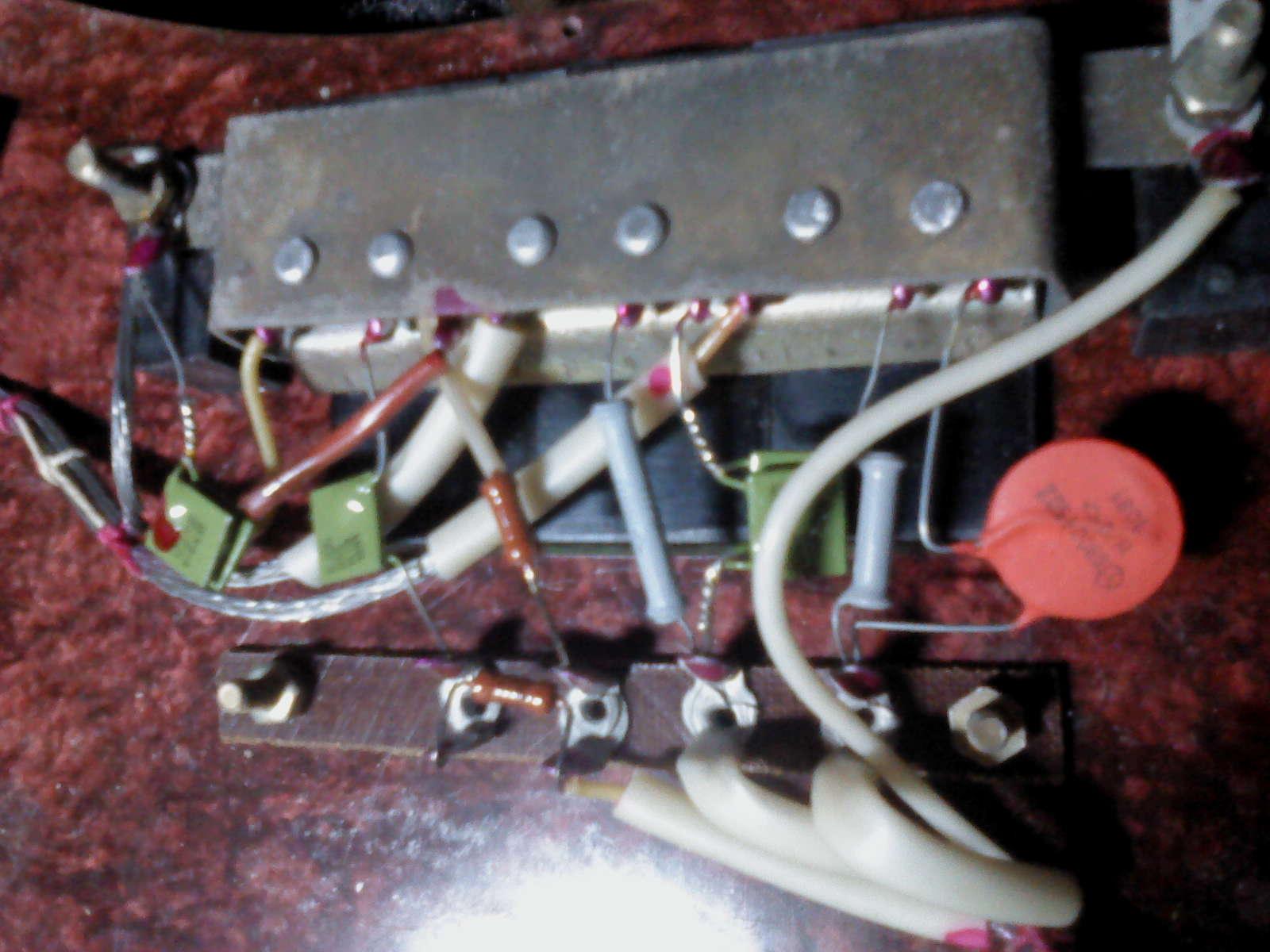 лель дд схема для гитары
