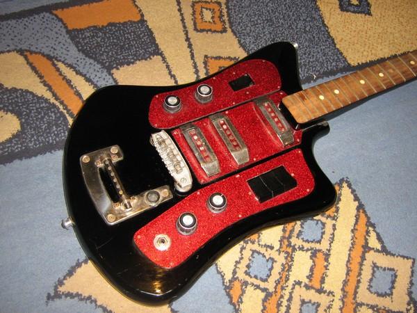 Советские гитары: Форумы