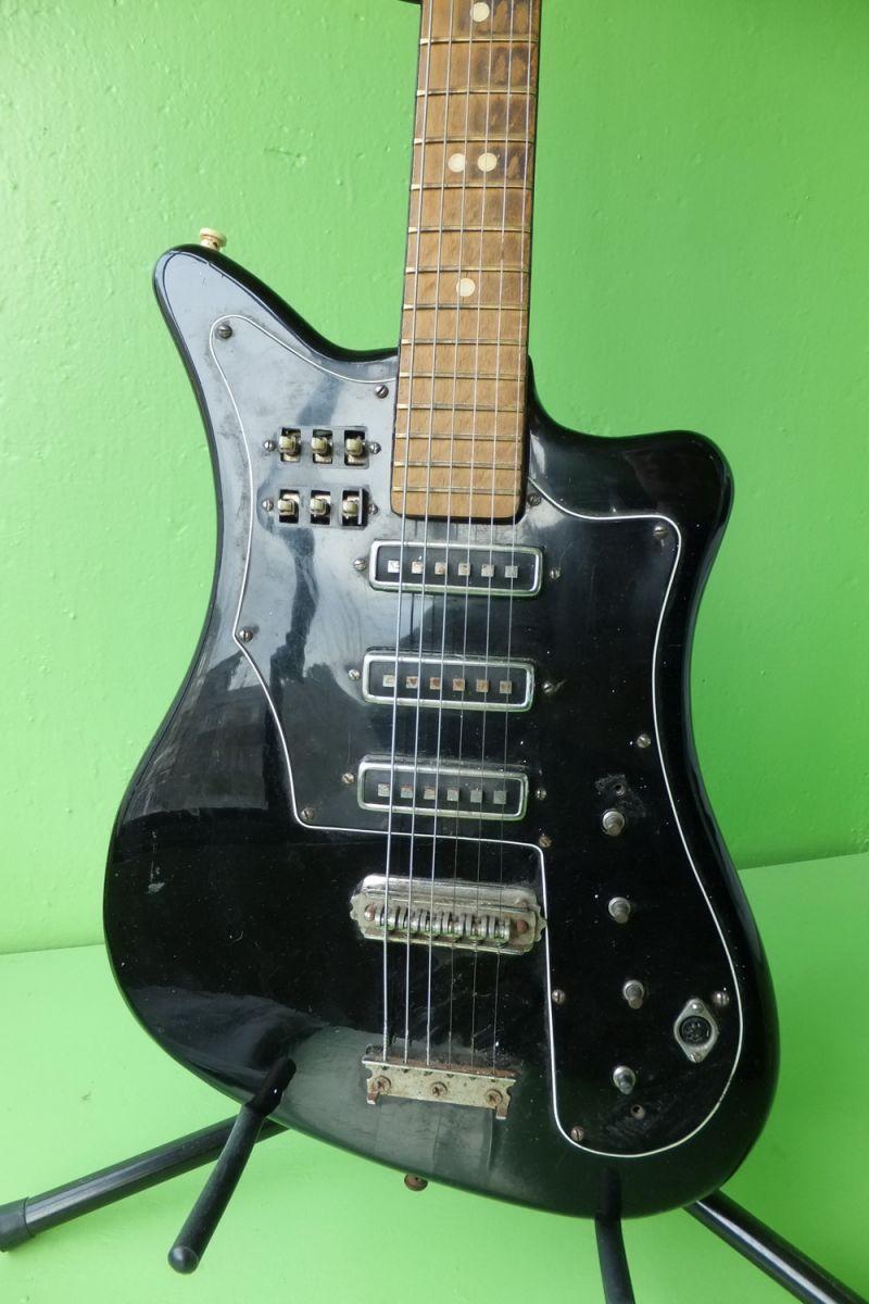 схема гитары бас1