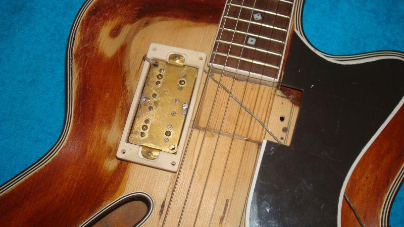 Как из старого гитара сделать новой