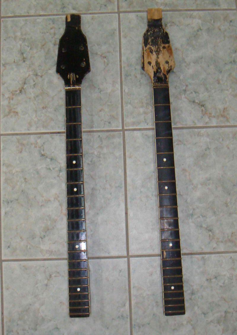 гетару схема гитары