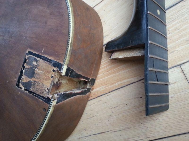 Harmony vintage reissue h954 broadway