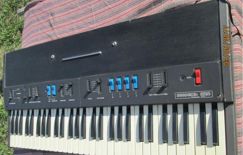 39. паспорт и инструкция по ремонту полифонический синтезатор «юность-21»